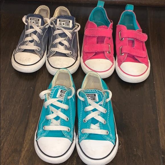 Converse Shoes   Kids Size 9   Poshmark